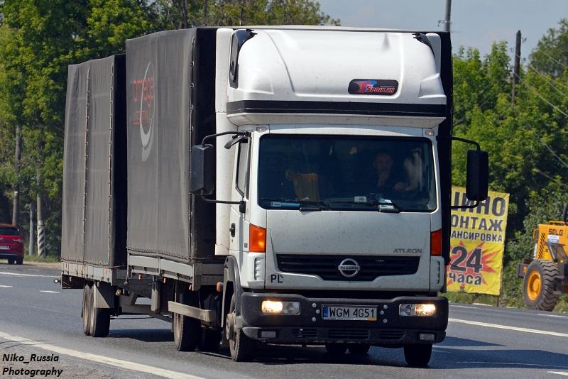 omega logistyka truck. Black Bedroom Furniture Sets. Home Design Ideas