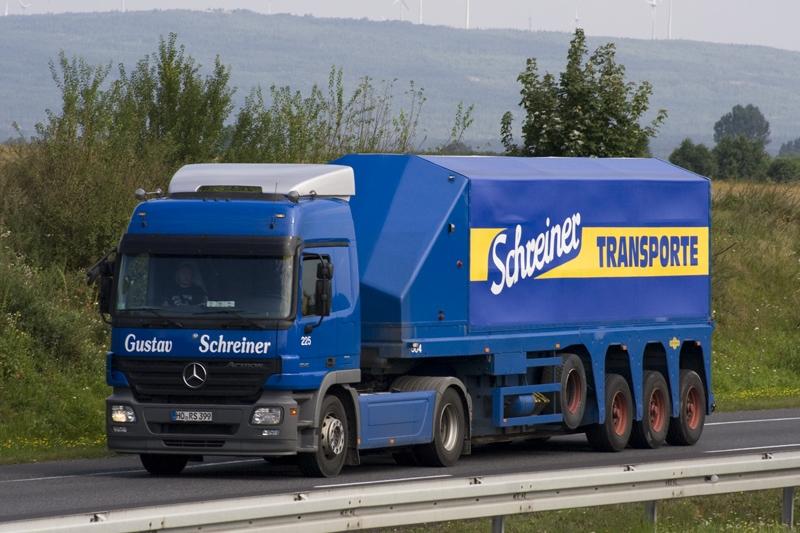 schreiner transporte