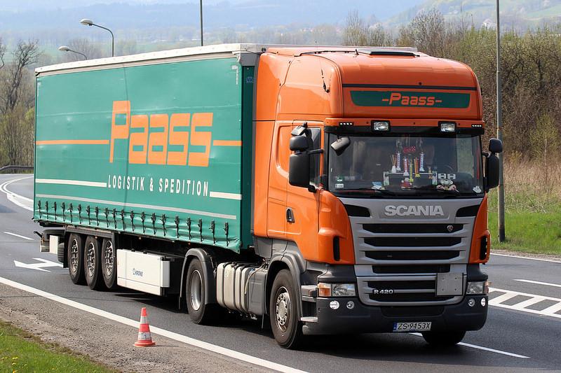 paass truck. Black Bedroom Furniture Sets. Home Design Ideas