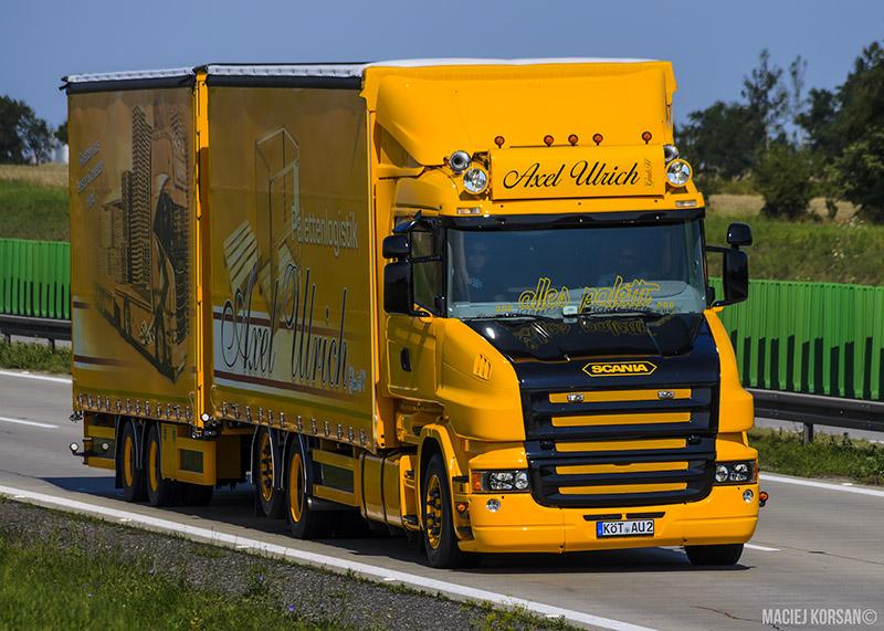 Axel Ulrich Truck Spotters Eu